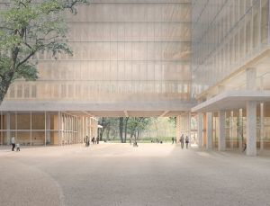 Berlin Office Wins Competition To Design Company Headquarters In Munich