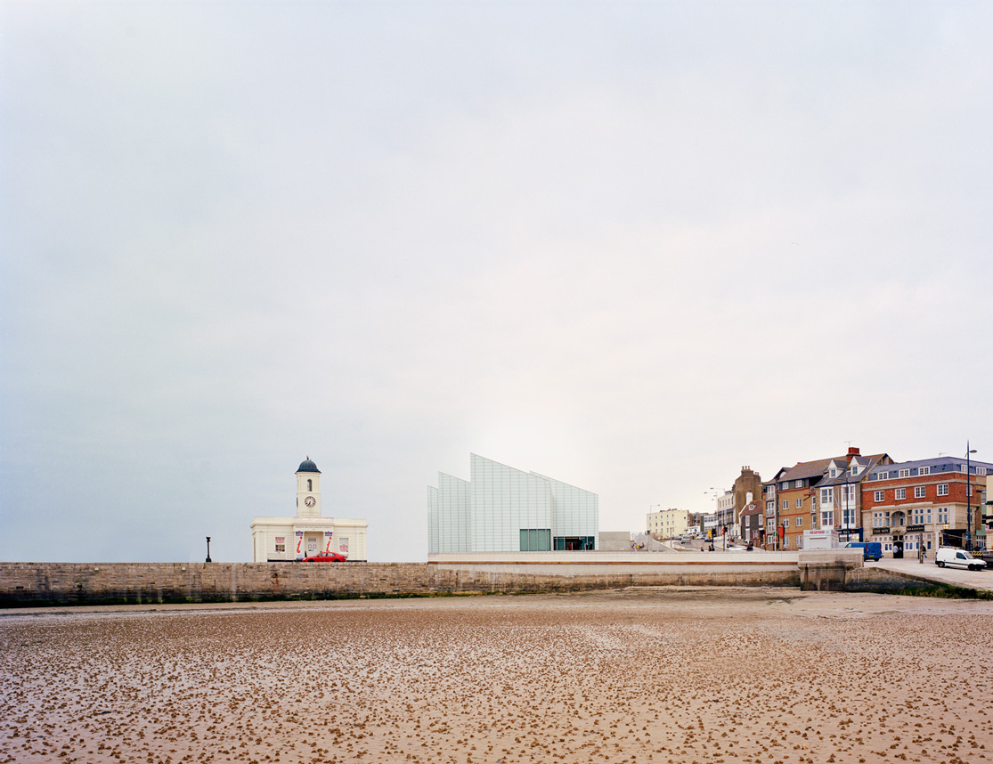 David Chipperfield Architects Turner Contemporary
