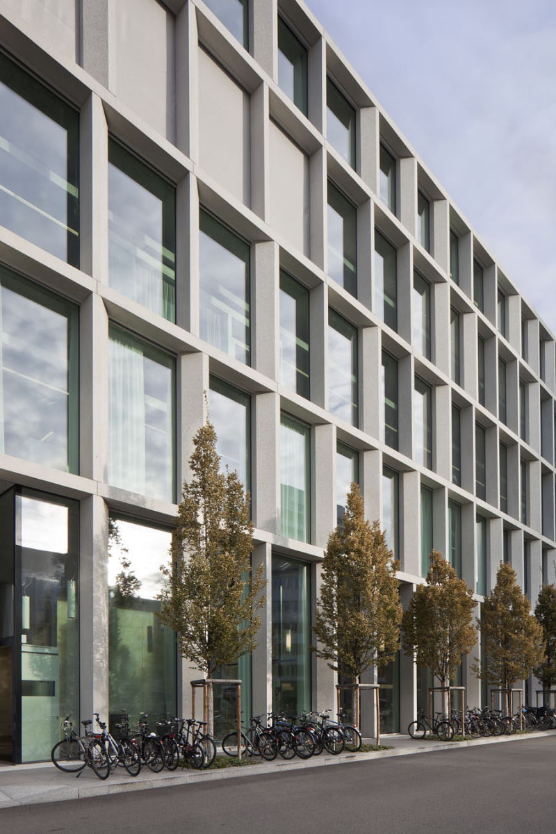 David chipperfield architects laboratory building for Chipperfield arquitecto
