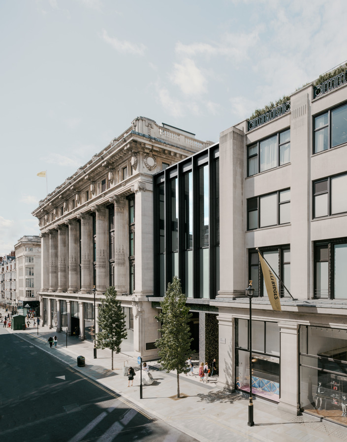 David Chipperfield Architects Selfridges Duke Street