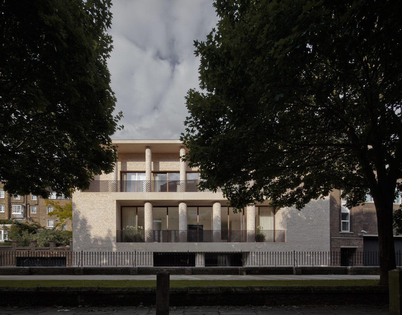 David Chipperfield Architects Private House In Kensington