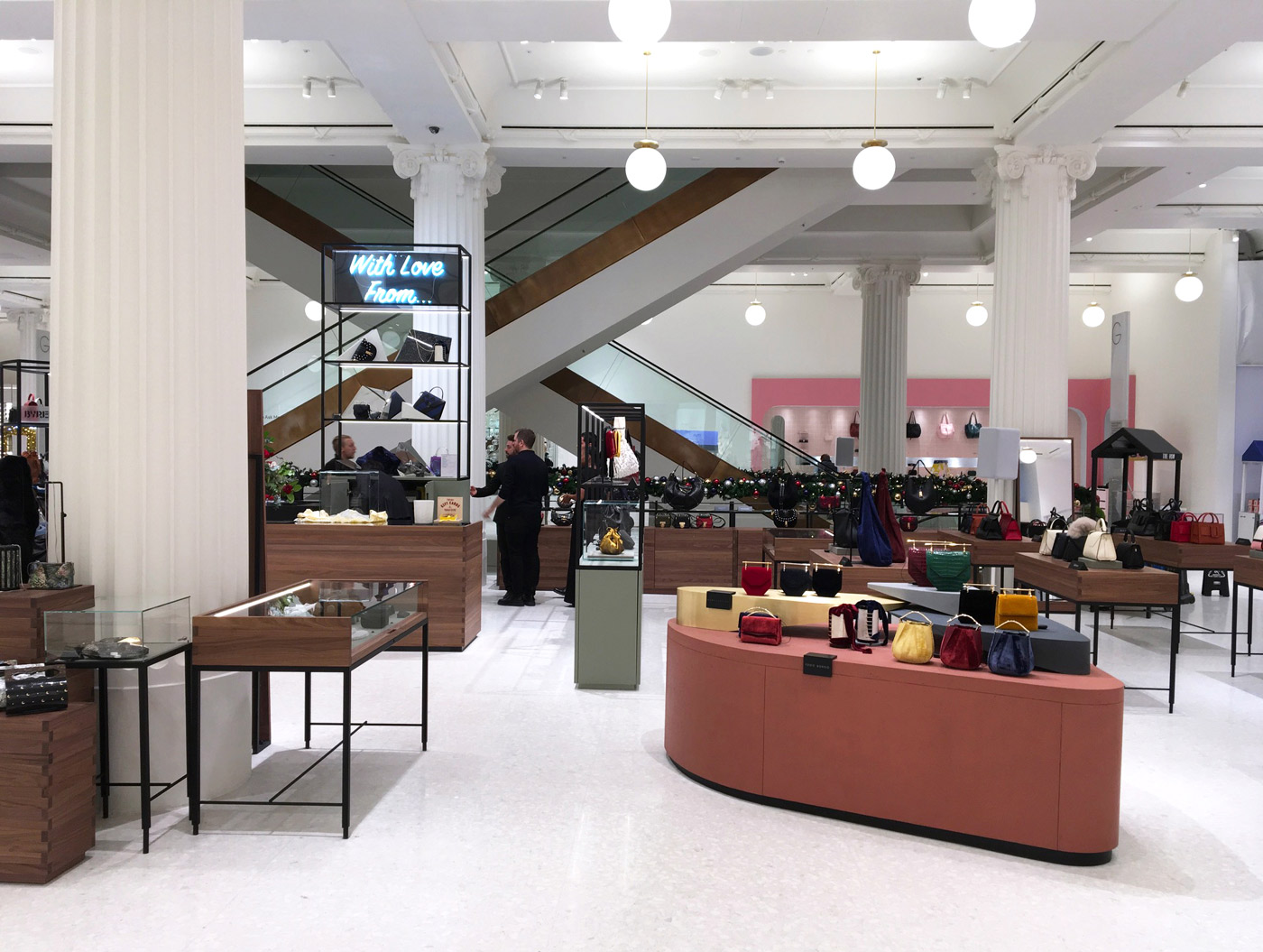 a0909be3cc61e 29.11.2017Phase II of Selfridges Accessories Hall opens
