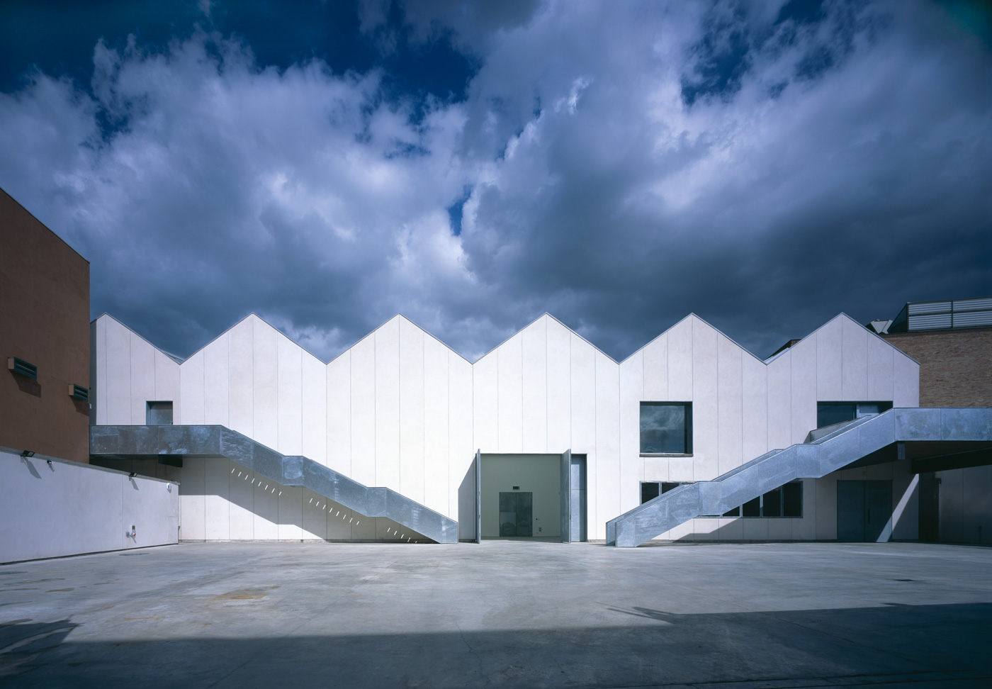 David Chipperfield Architects Gormley Studio