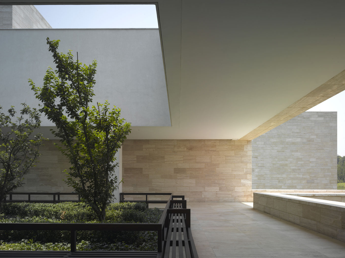 david chipperfield architects  u2013 liangzhu museum