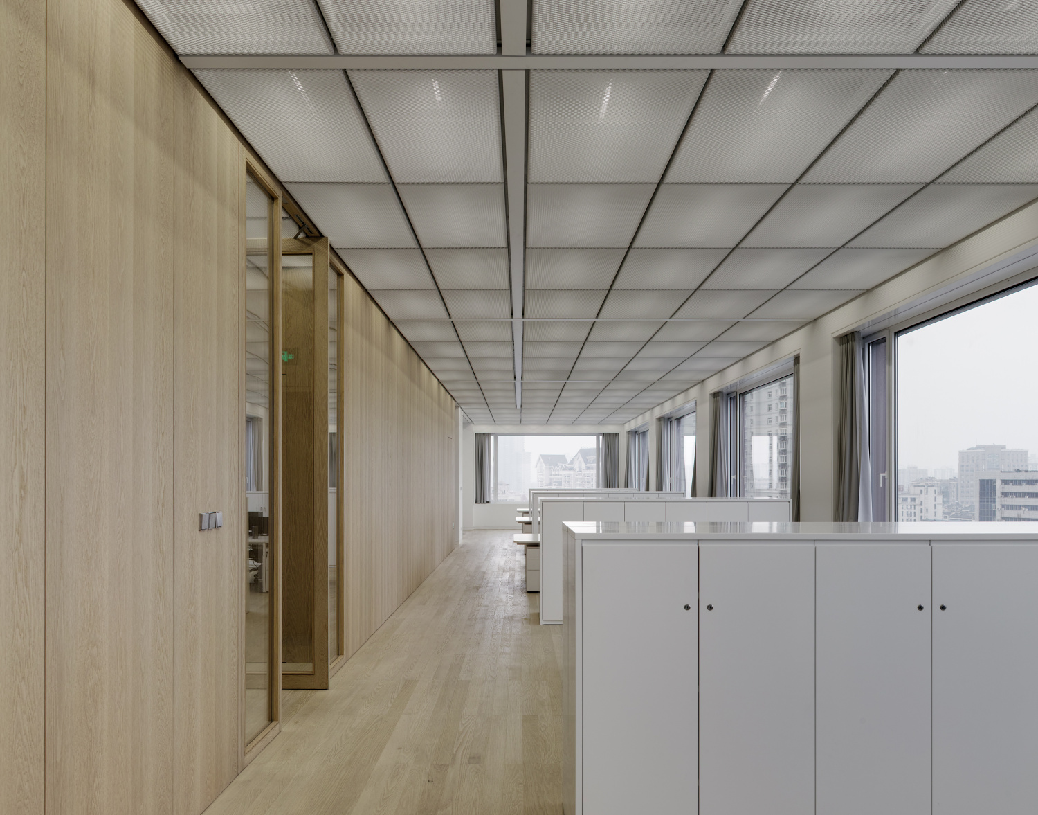 David Chipperfield Architects Office Building Moganshan Road