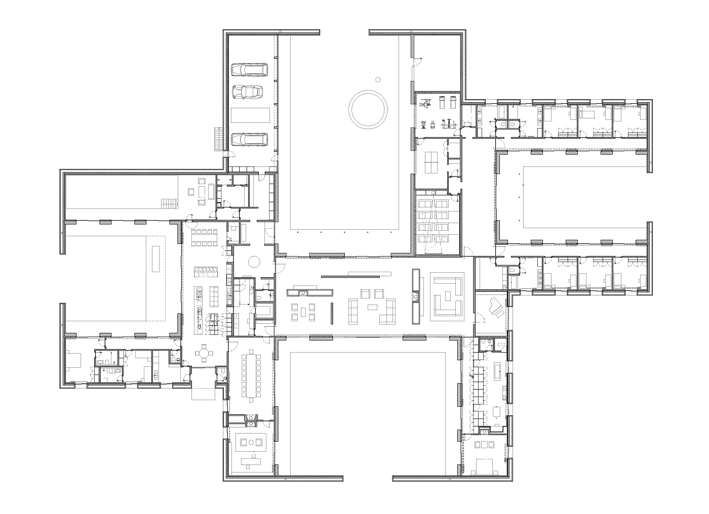 David Chipperfield Architects Private House In Cherwell