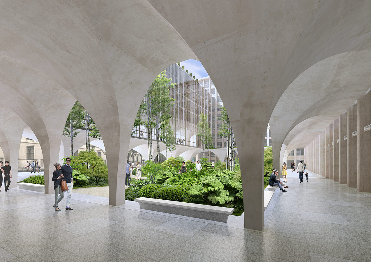 David Chipperfield Architects Morland