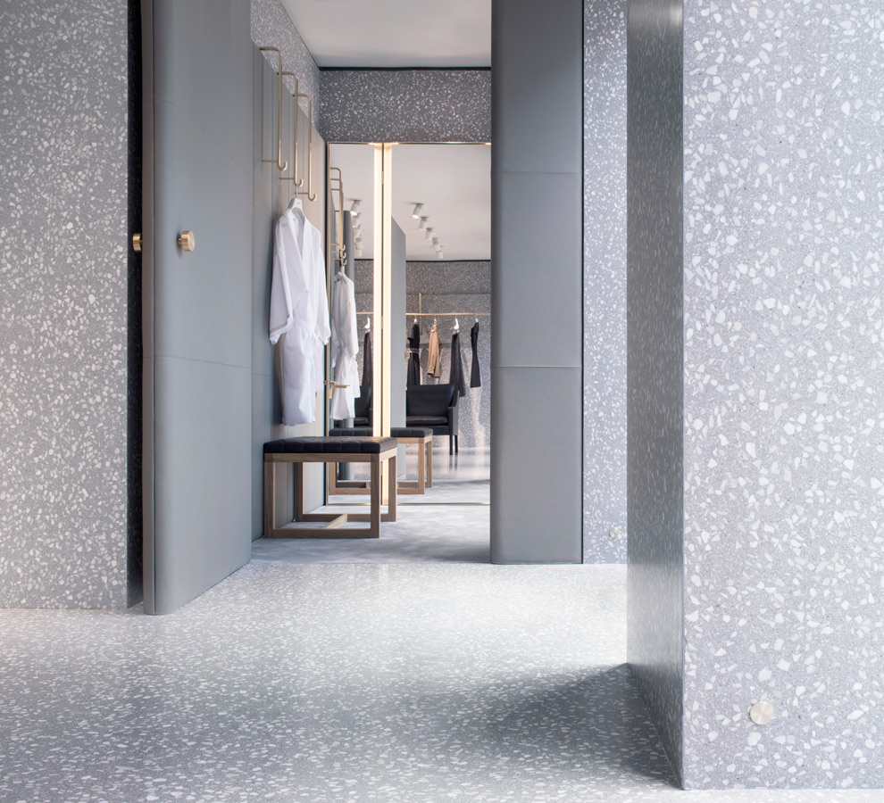 David Chipperfield Architects Valentino Flagship Store