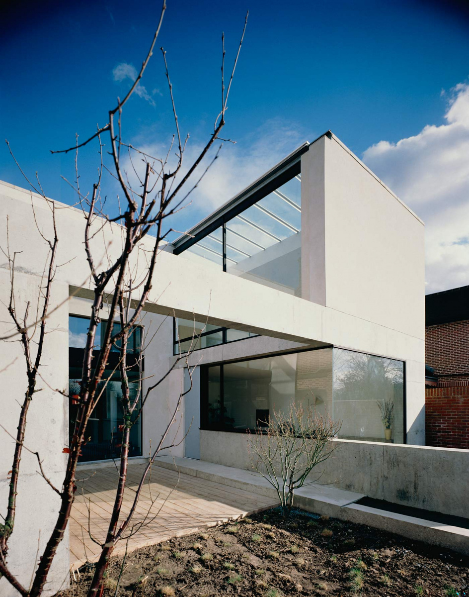 House Architects david chipperfield architects – private house in richmond