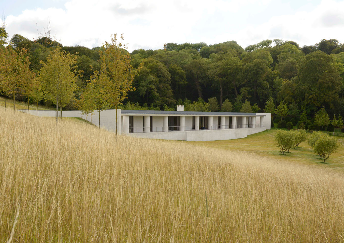 David chipperfield architects fayland house - Best architects in the world ...
