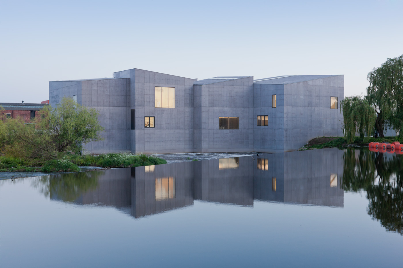 David Chipperfield Architects The Hepworth Wakefield