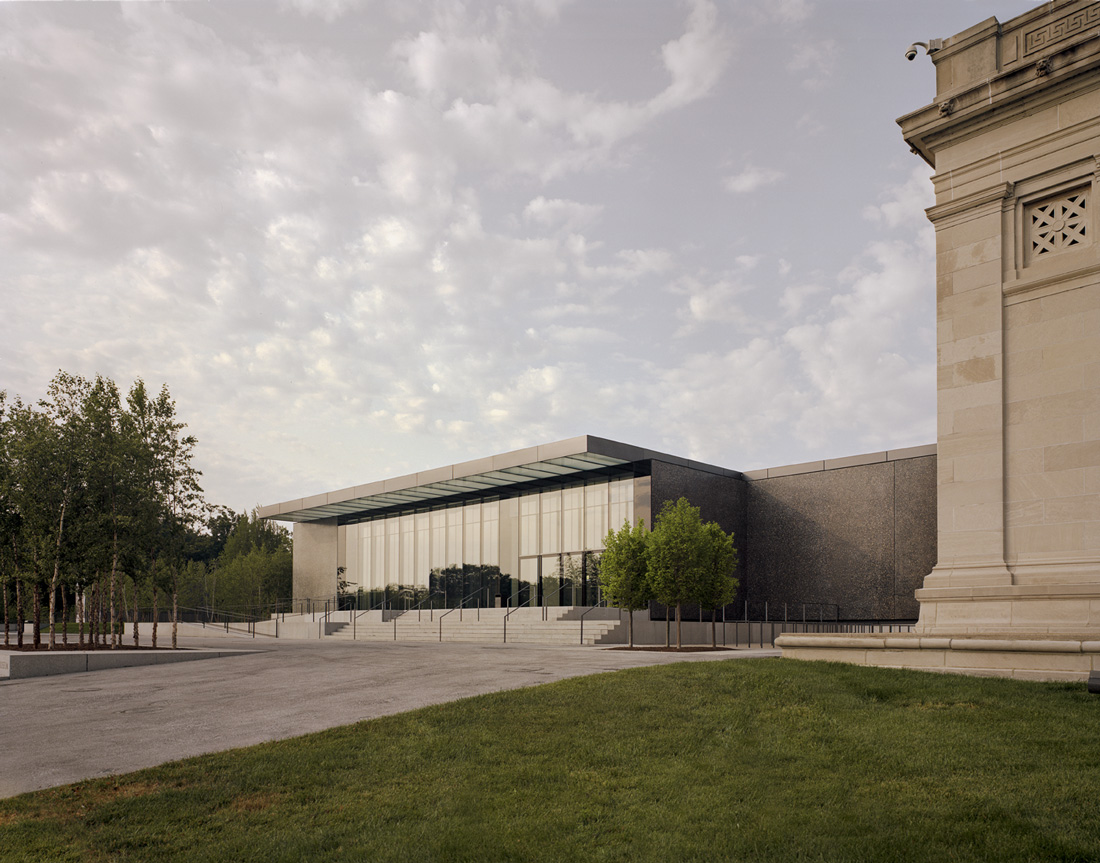 David Chipperfield Architects Saint Louis Art Museum