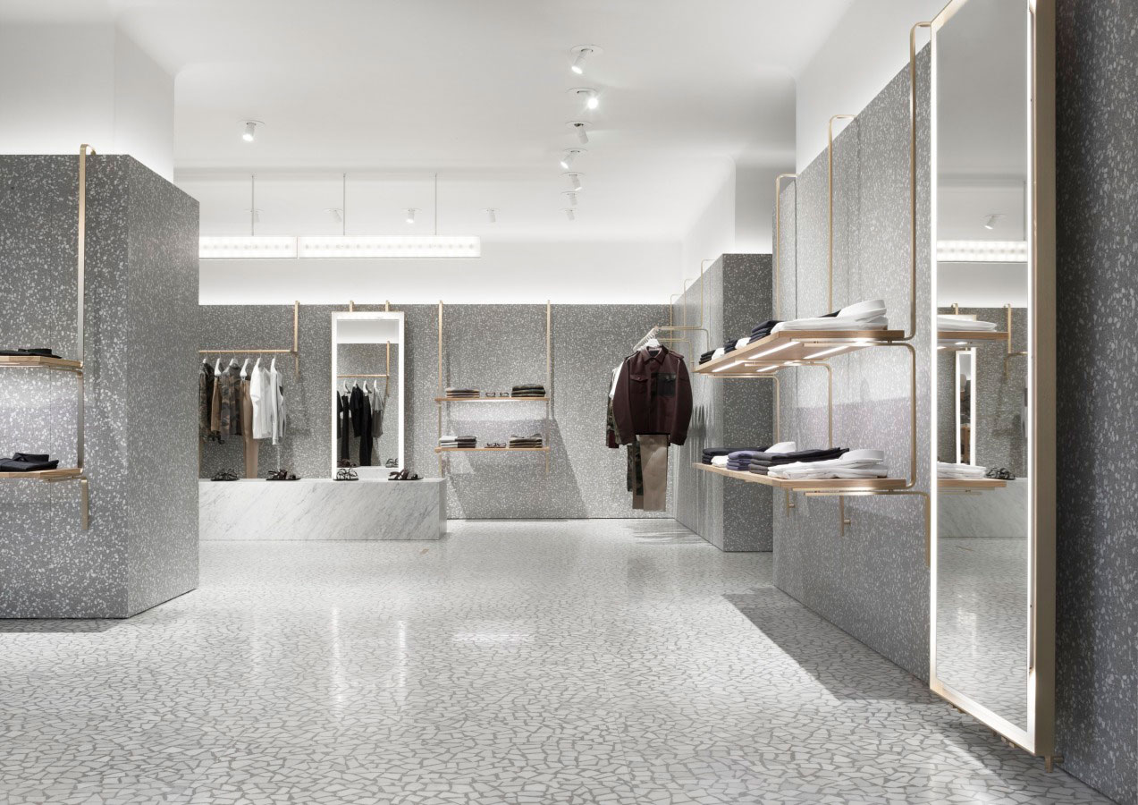 David Chipperfield Architects Valentino Men Flagship